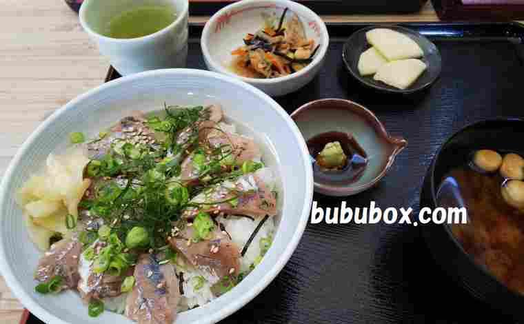 上品の郷 金華サバ海鮮丼